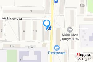 Снять трехкомнатную квартиру в Сланцах улица Баранова 12
