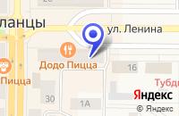 Схема проезда до компании ИНЖЕНЕРНО-ТЕХНИЧЕСКИЙ ЦЕНТР ИМПУЛЬС в Сланцах