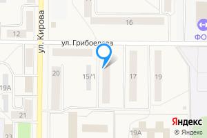 Однокомнатная квартира в Сланцах улица Грибоедова, 15