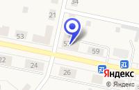 Схема проезда до компании ХОЗЯЙСТВЕННЫЙ МАГАЗИН МИФ в Сланцах