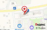 Схема проезда до компании Советская аптека в Писковичах