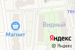 Схема проезда до компании Видный в Писковичах