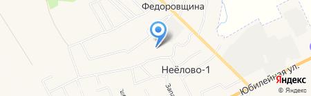 Живой лес на карте Фёдоровщиной