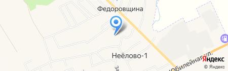Старс на карте Фёдоровщиной