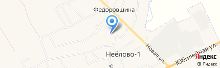 Теплозащита на карте Фёдоровщиной