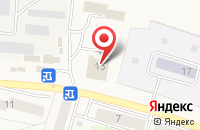 Схема проезда до компании У Любани в Писковичах