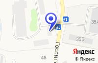 Схема проезда до компании РЫБОКОМБИНАТ ПИЩЕВИК в Ивангороде