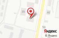 Схема проезда до компании Ивангородский Центр Устойчивого Развития в Ивангороде