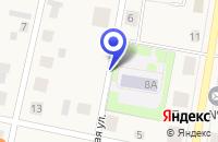 Схема проезда до компании ОХРАННО-СЫСКНАЯ АССОЦИАЦИЯ ОНИКС в Ивангороде