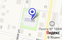 Схема проезда до компании ДЕТСКАЯ МУЗЫКАЛЬНАЯ ШКОЛА в Ивангороде