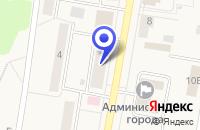 Схема проезда до компании ПРОДОВОЛЬСТВЕННЫЙ МАГАЗИН САЛЬНИКОВА в Ивангороде