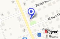 Схема проезда до компании ИВАНГОРОДСКОЕ ЛЕСНИЧЕСТВО в Ивангороде