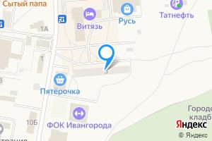 Снять двухкомнатную квартиру в Ивангороде Кингисеппский район, Ленинградская область, Кингисеппское шоссе, 5