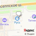 Магазин салютов Ивангород- расположение пункта самовывоза