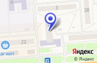 Схема проезда до компании ДЕТСКАЯ ХУДОЖЕСТЕННАЯ ШКОЛА в Ивангороде