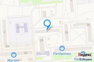 Двухкомнатная квартира в Ивангороде ул. Восточная д.3
