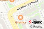 Схема проезда до компании OPTIM в Борисовичах