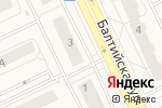 Схема проезда до компании Псковжилстрой в Борисовичах