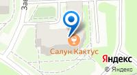 Компания Псковжилстрой на карте