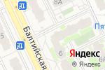 Схема проезда до компании Школа Трейдера в Борисовичах