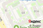 Схема проезда до компании Борисовичи в Борисовичах