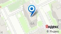 Компания Борисовичи на карте