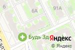 Схема проезда до компании Красное & Белое в Борисовичах