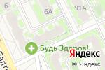 Схема проезда до компании Style в Борисовичах