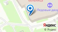 Компания Тренажерный зал в Ледовом Дворце на карте