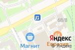 Схема проезда до компании Птицефабрика Псковская в Борисовичах