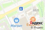 Схема проезда до компании Магазин женской одежды из вискозы в Борисовичах