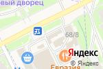 Схема проезда до компании Лит.Ra в Борисовичах