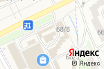 Схема проезда до компании 1000 мелочей в Борисовичах