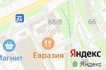 Схема проезда до компании Магистраль в Борисовичах