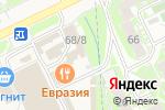 Схема проезда до компании Овощной магазин в Борисовичах