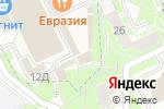 Схема проезда до компании АВТОБАТ в Борисовичах