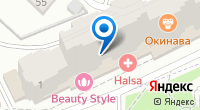 Компания Halsa на карте