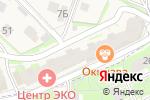 Схема проезда до компании Топтышка в Борисовичах