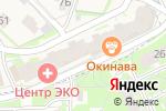 Схема проезда до компании Семейка в Борисовичах