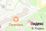 Схема проезда до компании Трейд Мобаил в Борисовичах