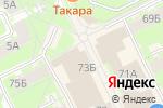 Схема проезда до компании Русский займ в Пскове