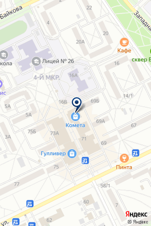 МАГАЗИН НИЖНЕГО БЕЛЬЯ МОЕ БЕЛЬЕ на карте Пскова