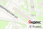 Схема проезда до компании Агентство недвижимости в Родине