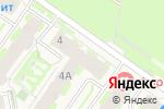 Схема проезда до компании Хинкальная №1 в Родине