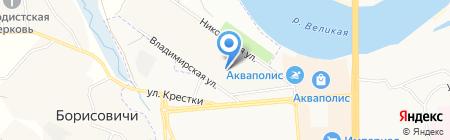 BeerLin на карте Борисовичей