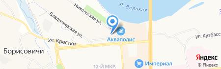 Элегия на карте Борисовичей