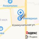 Империал на карте Пскова