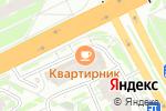 Схема проезда до компании Заборы и ограждения Сектор-Псков в Пскове