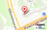 Схема проезда до компании Частная типография в Пскове