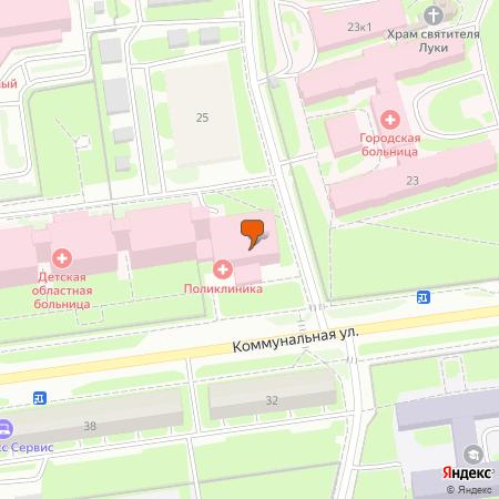 Коммунальная ул., 33